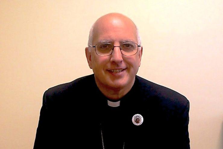 Mons. Santiago Olivera, obispo de Cruz del Eje, postulador del Cura Brochero (Foto ZENIT cc)