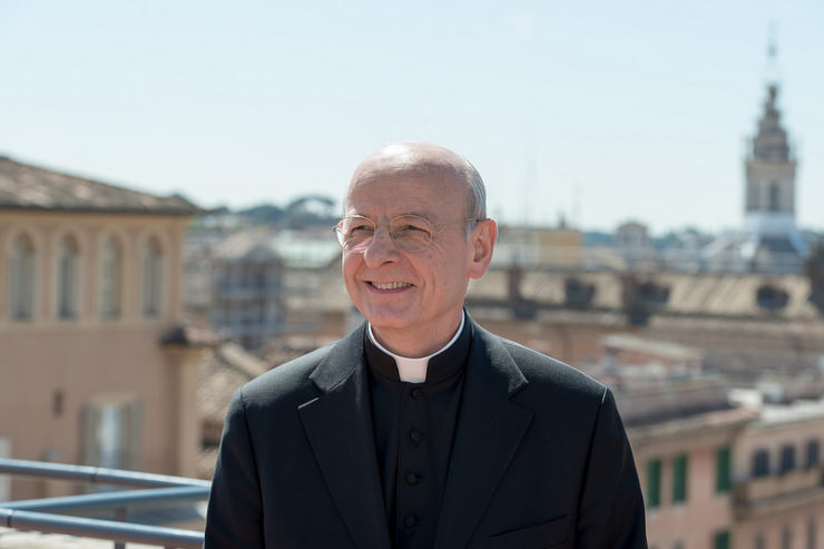 Mons. Fernando Ocáriz, prelador del Opus Dei - © Flickr Opus Dei