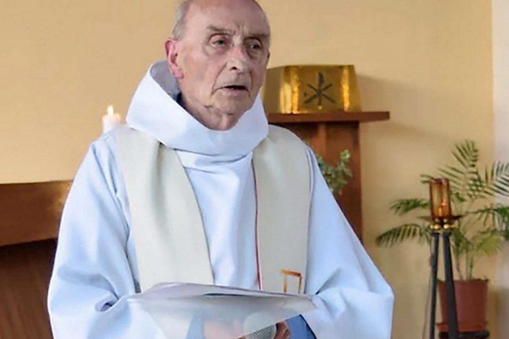 El padre Jacques Hamel