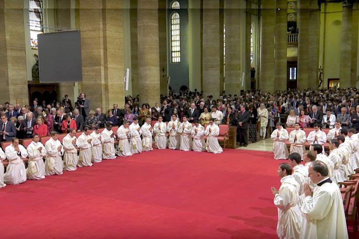 Ordenación sacedotes Opus Dei (Fto. opusdei.es)