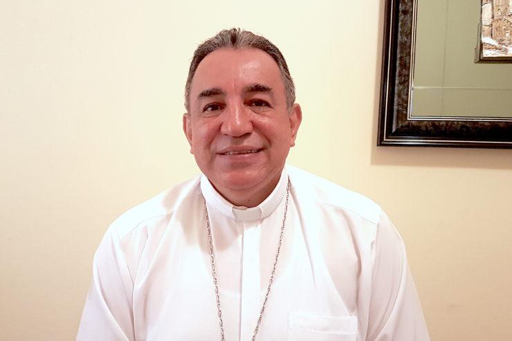 Mons. José Ulloa Mendieta, arzobispo de Panamá - Foto ZENIT cc