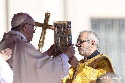 Canonización en Roma 15/10/2017 © L´Osservatore Romano