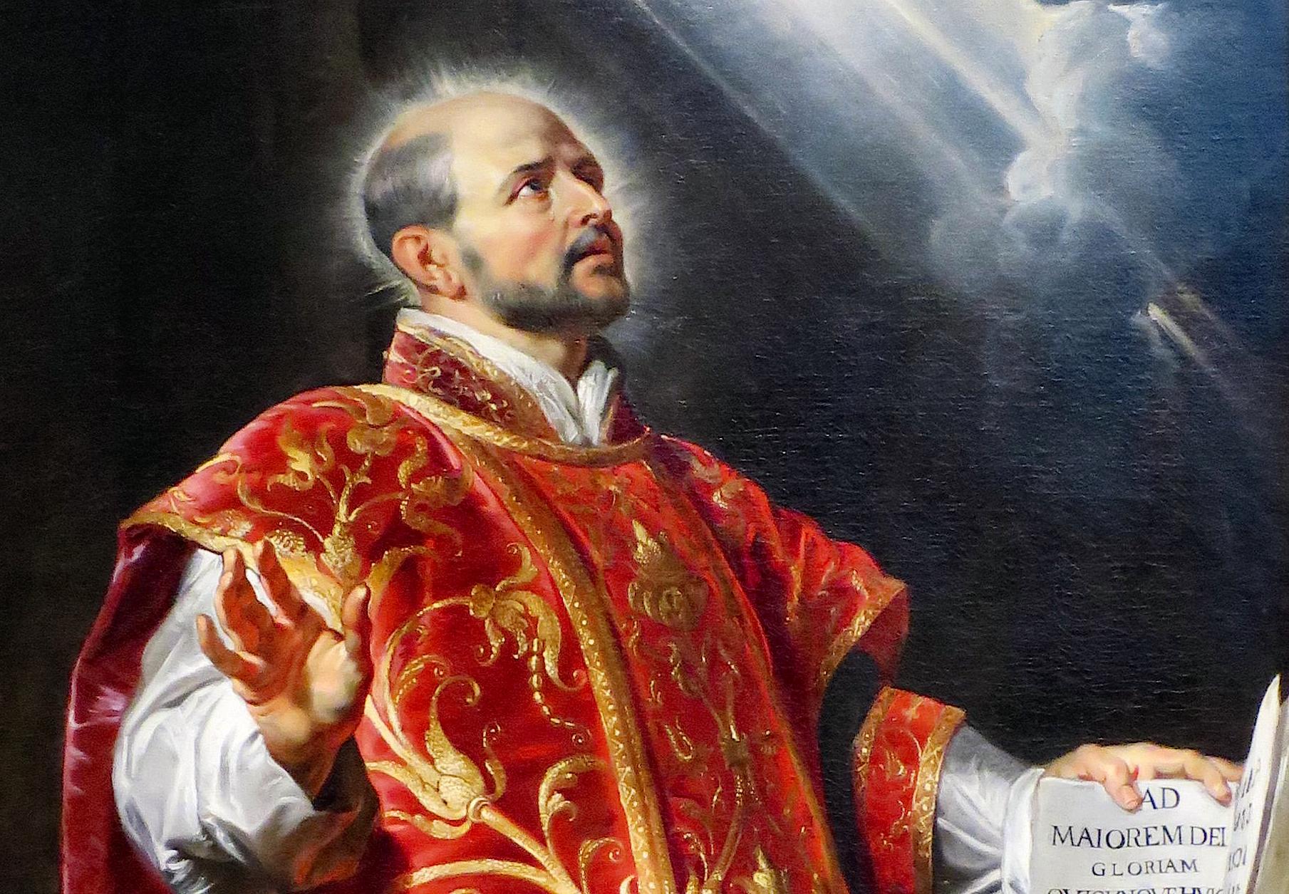 San Ignacio de Loyola (1491-1556)