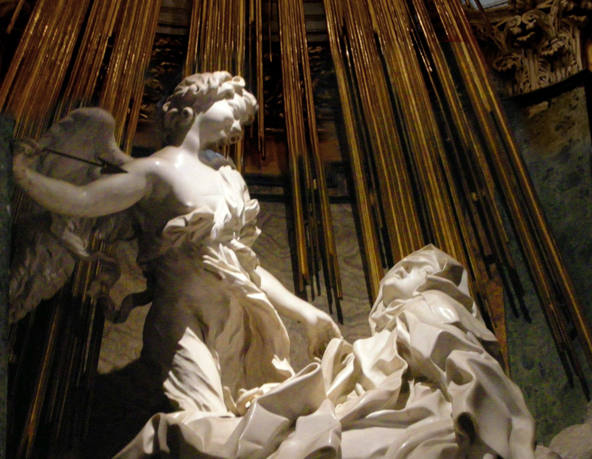 Ecstasy of St. Theresa of Avila
