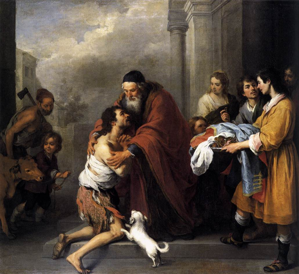 The Return of the Prodigal Son