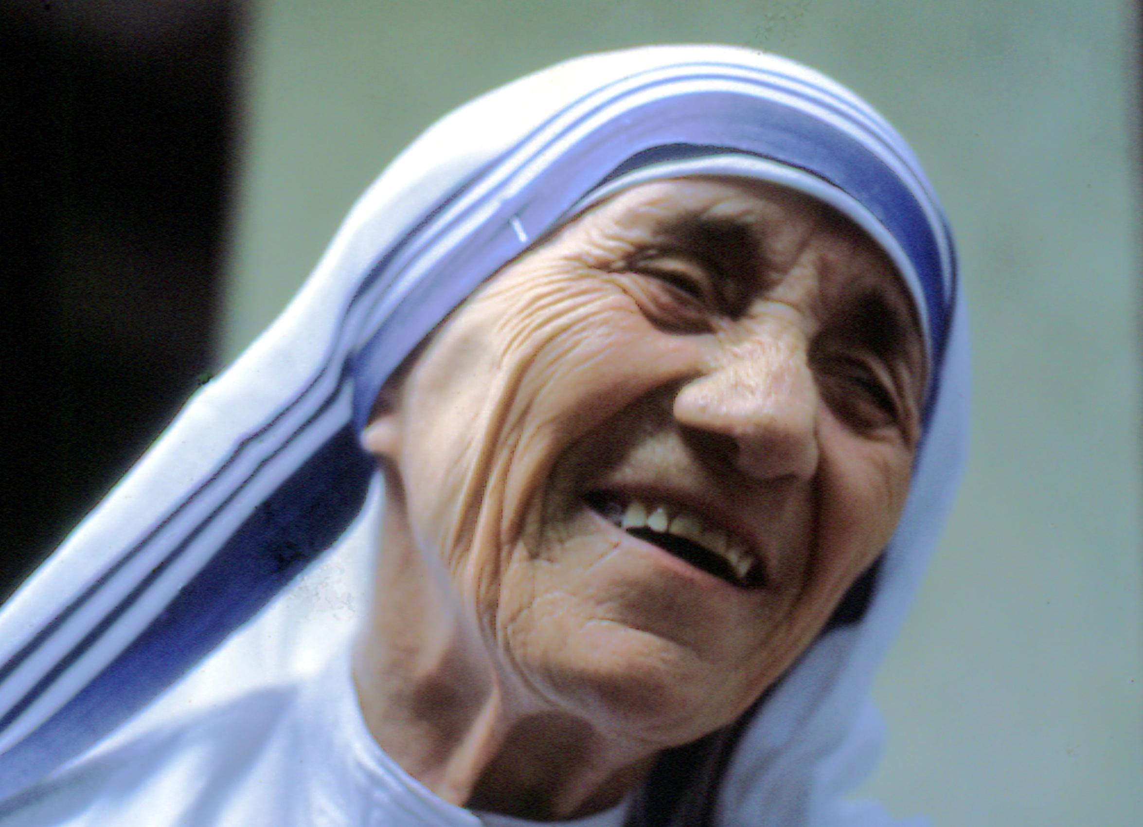 La Madre Teresa de Calcuta (1910 – 1997) (Fto. Wiki commons)