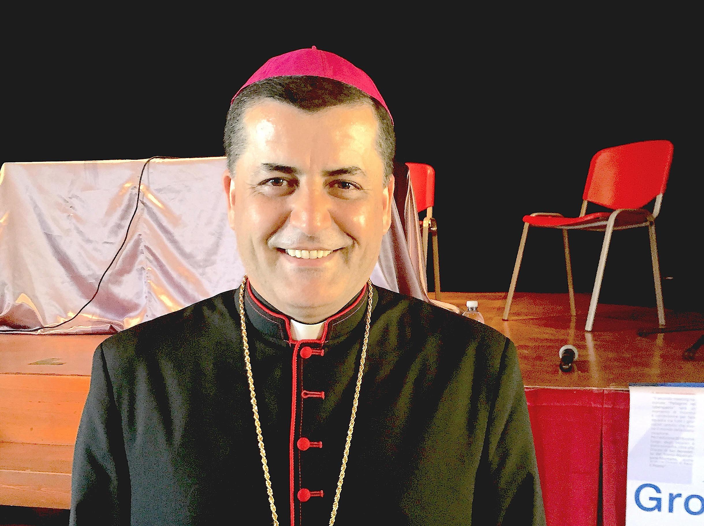 Mons. Basel Yaldo