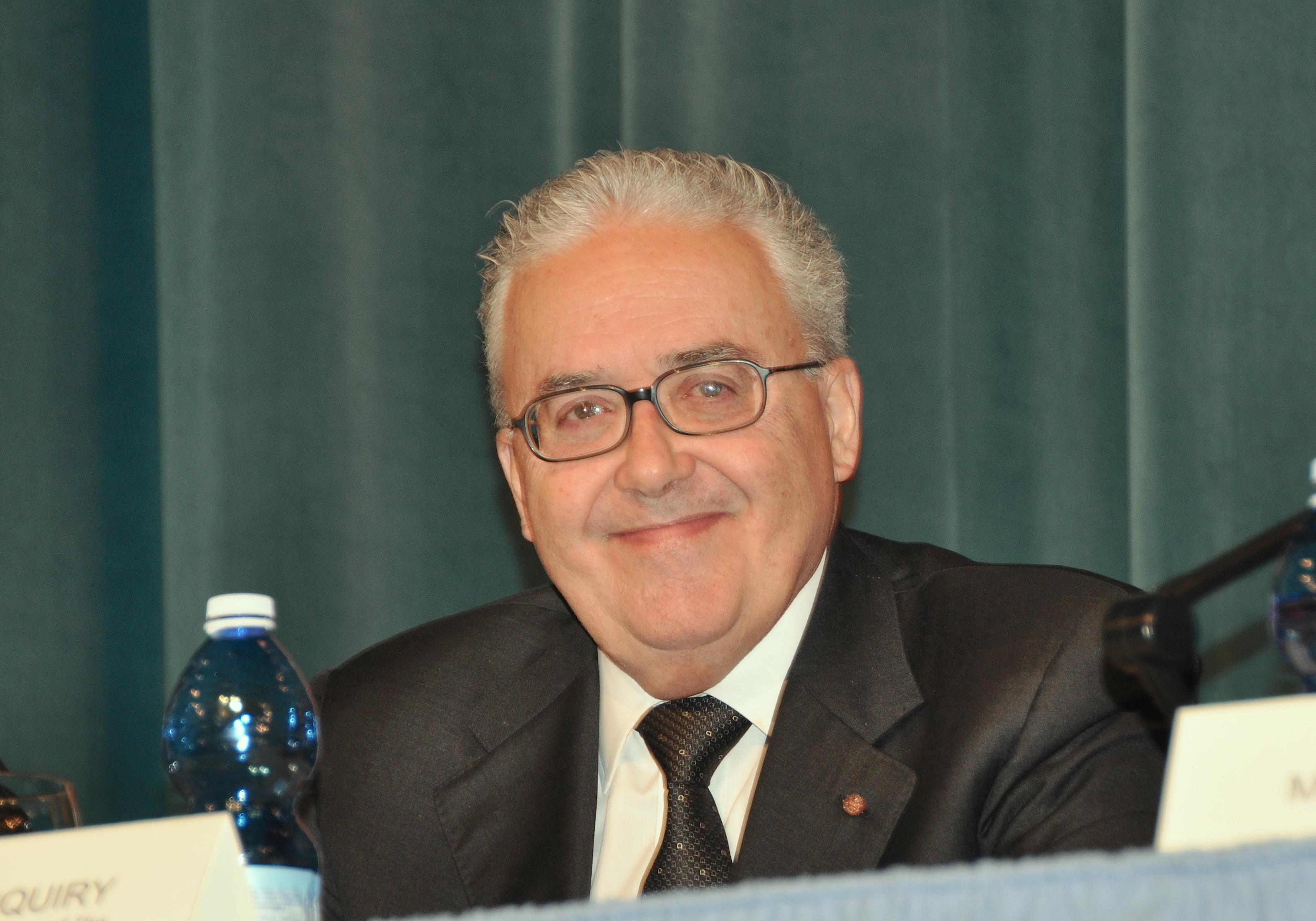 Guzman Carriquiry. ZENIT
