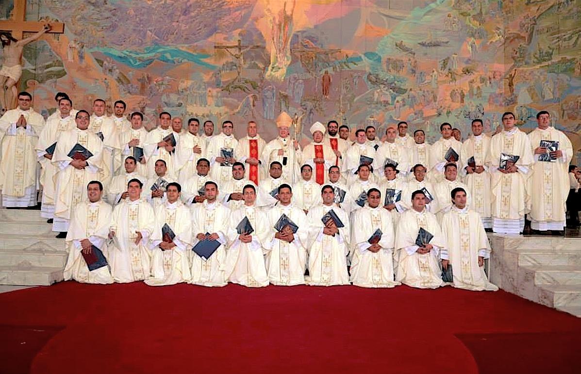 New priest in Guadalajara - June 2015