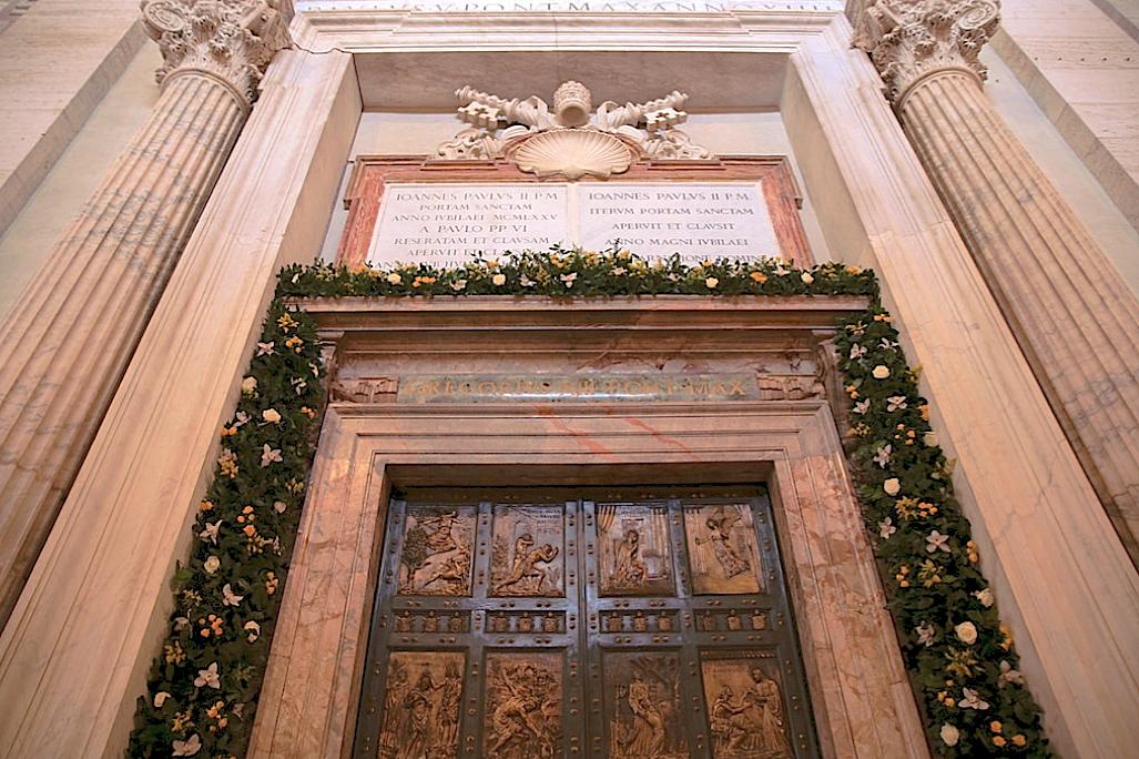 Jubilee of Mercy - Holy door