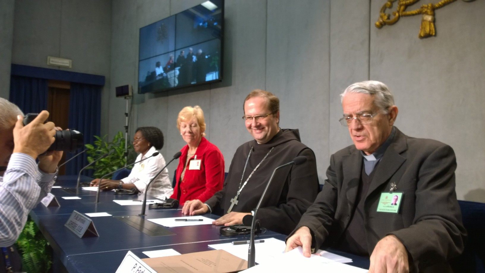 Briefing on the Synod of Bishops on the Family