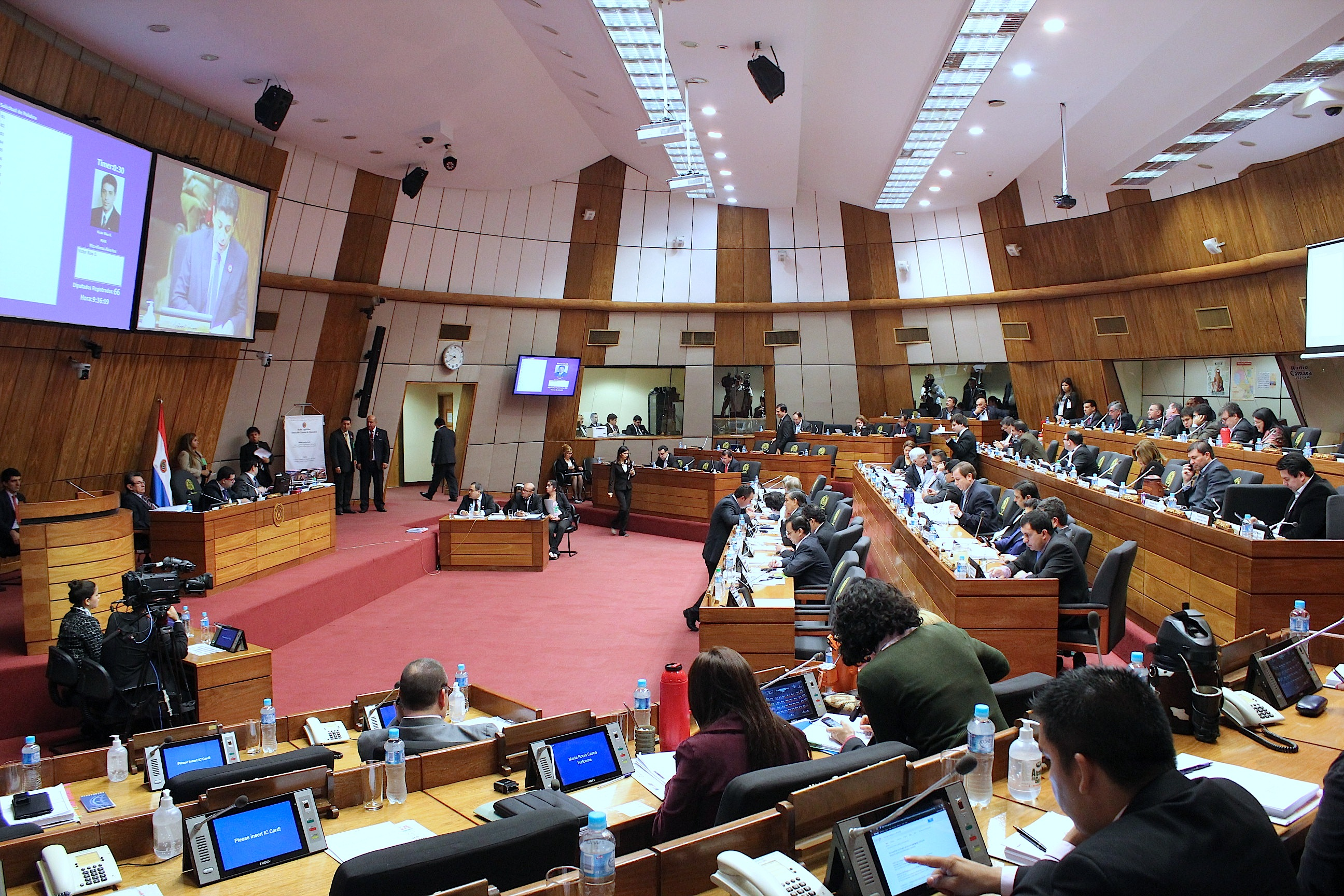 Chamber of Deputies of Paraguay