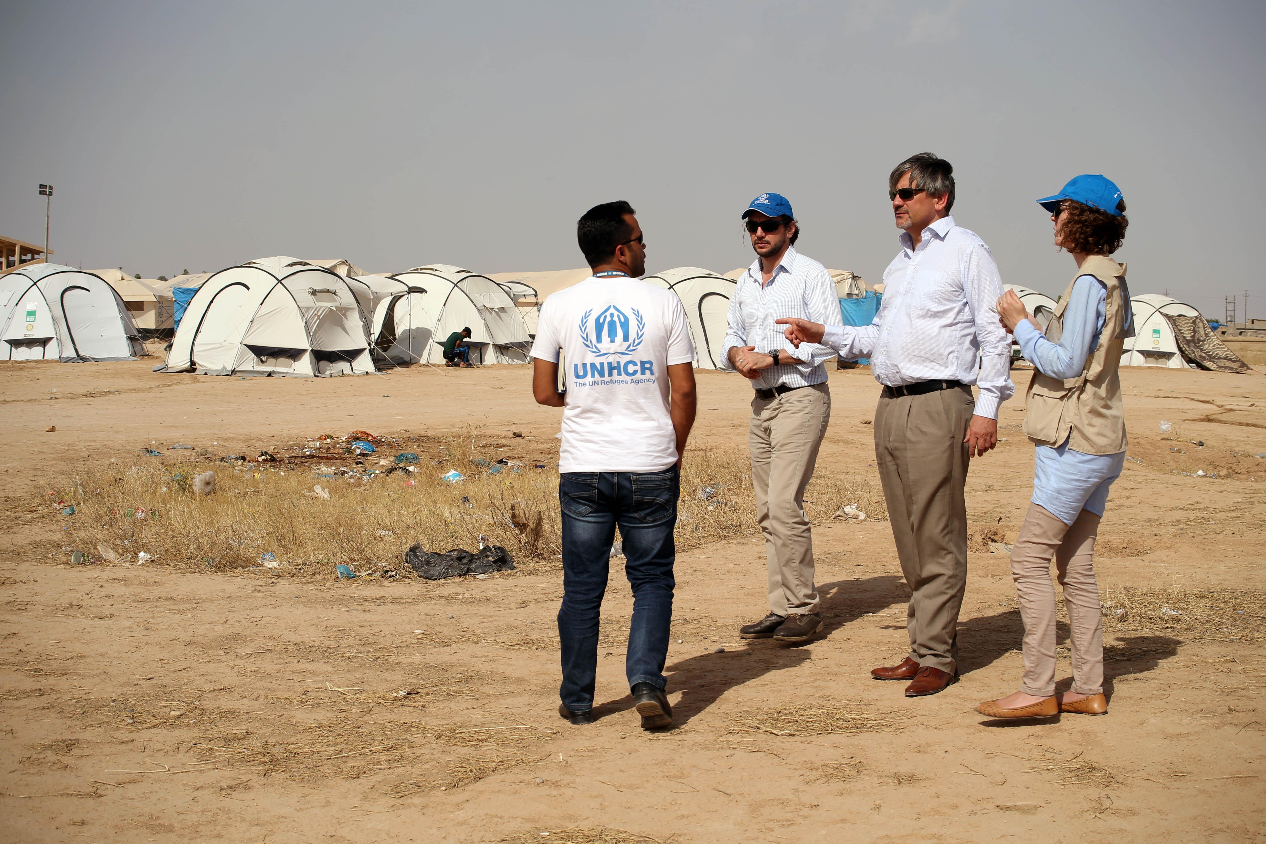 The Special Representative of the Secretary-General for Iraq