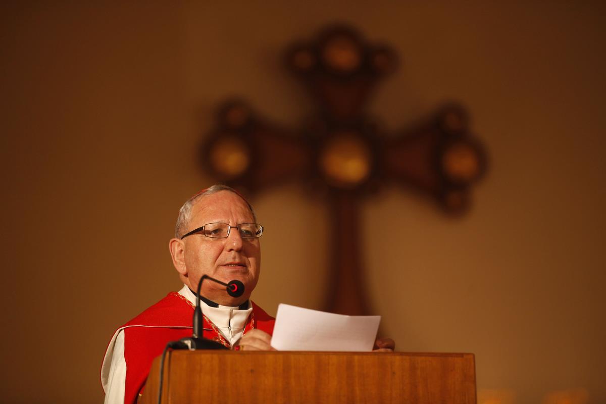 El patriarca caldeo Raphael I Sako