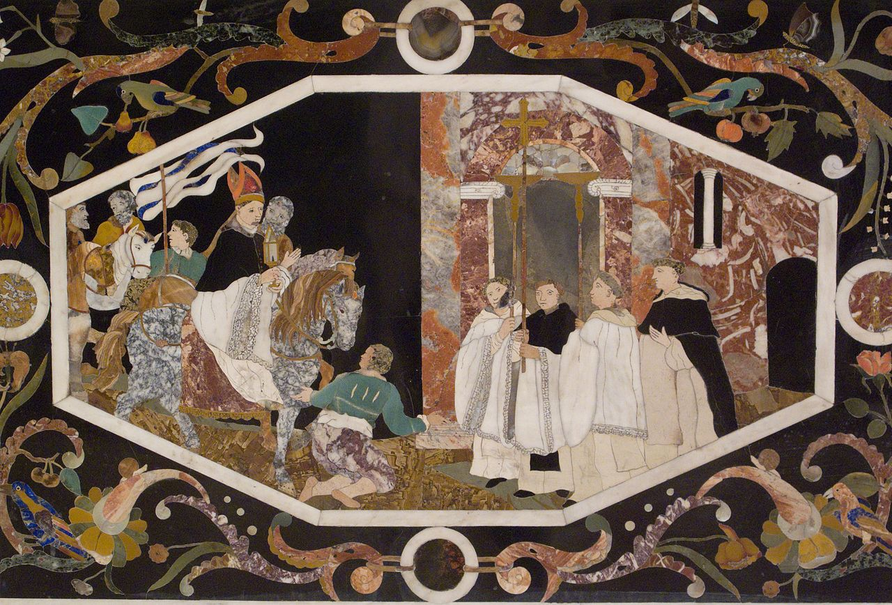 The Blessed Bishop Bartolomeo di Breganze