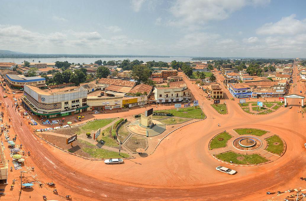 Ciudad de Bangui