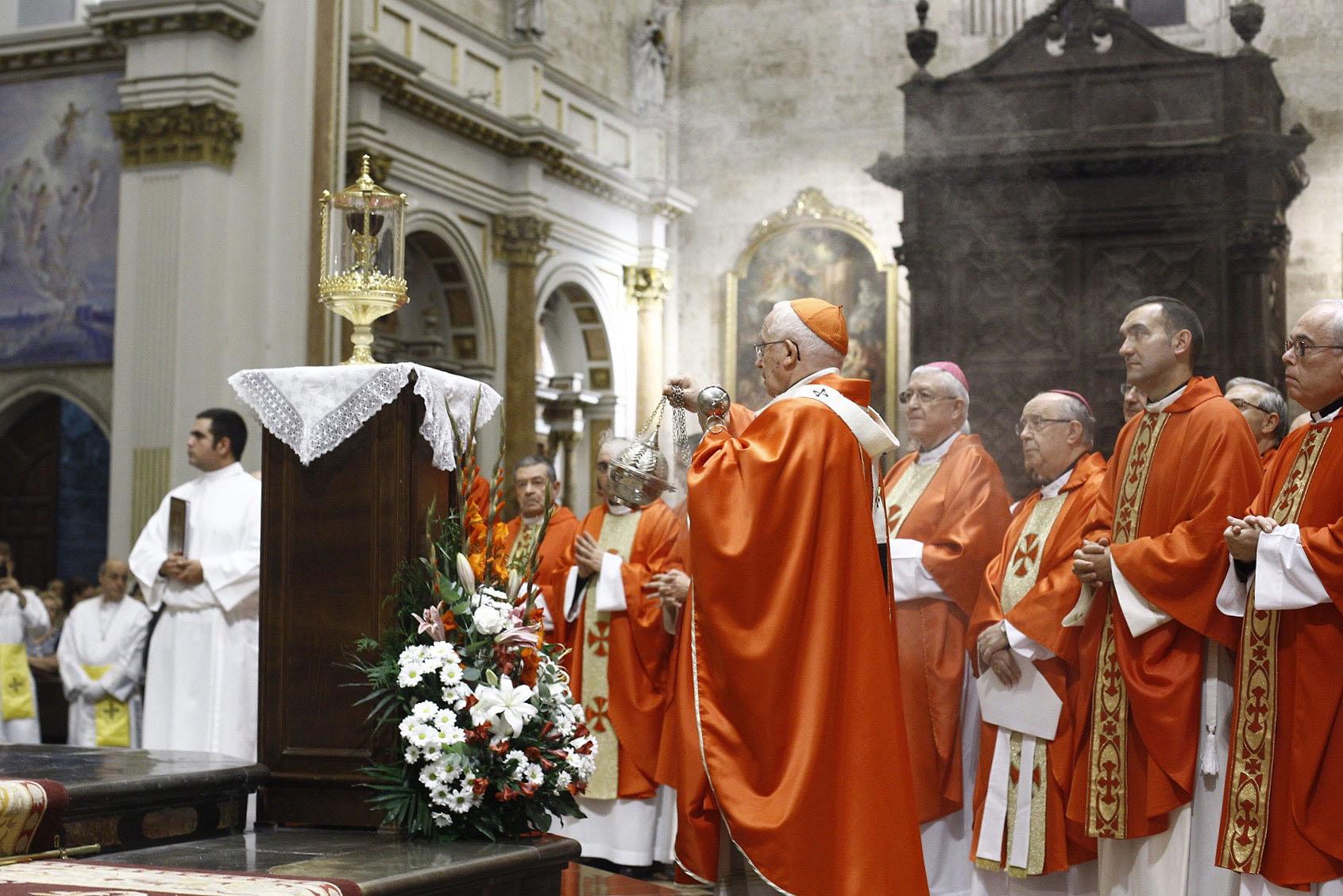 Eucharistic Jubilee in Valencia