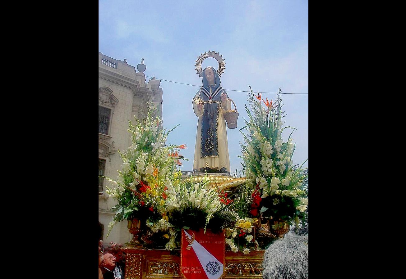 Procession of St John Macias
