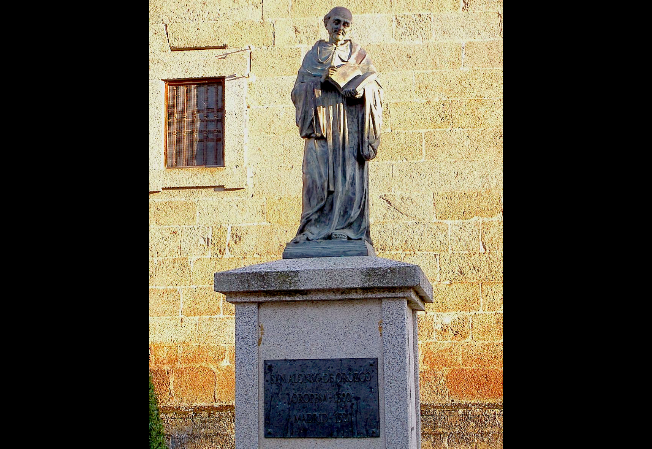 San Alonso de Orozco (Wiki commons)