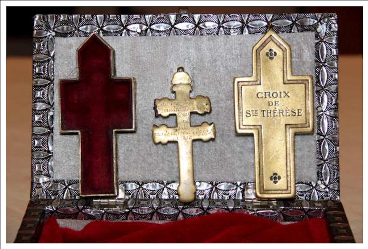 The Cross of Caravaca