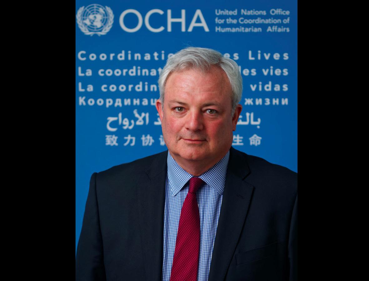 Stephen O'Brien