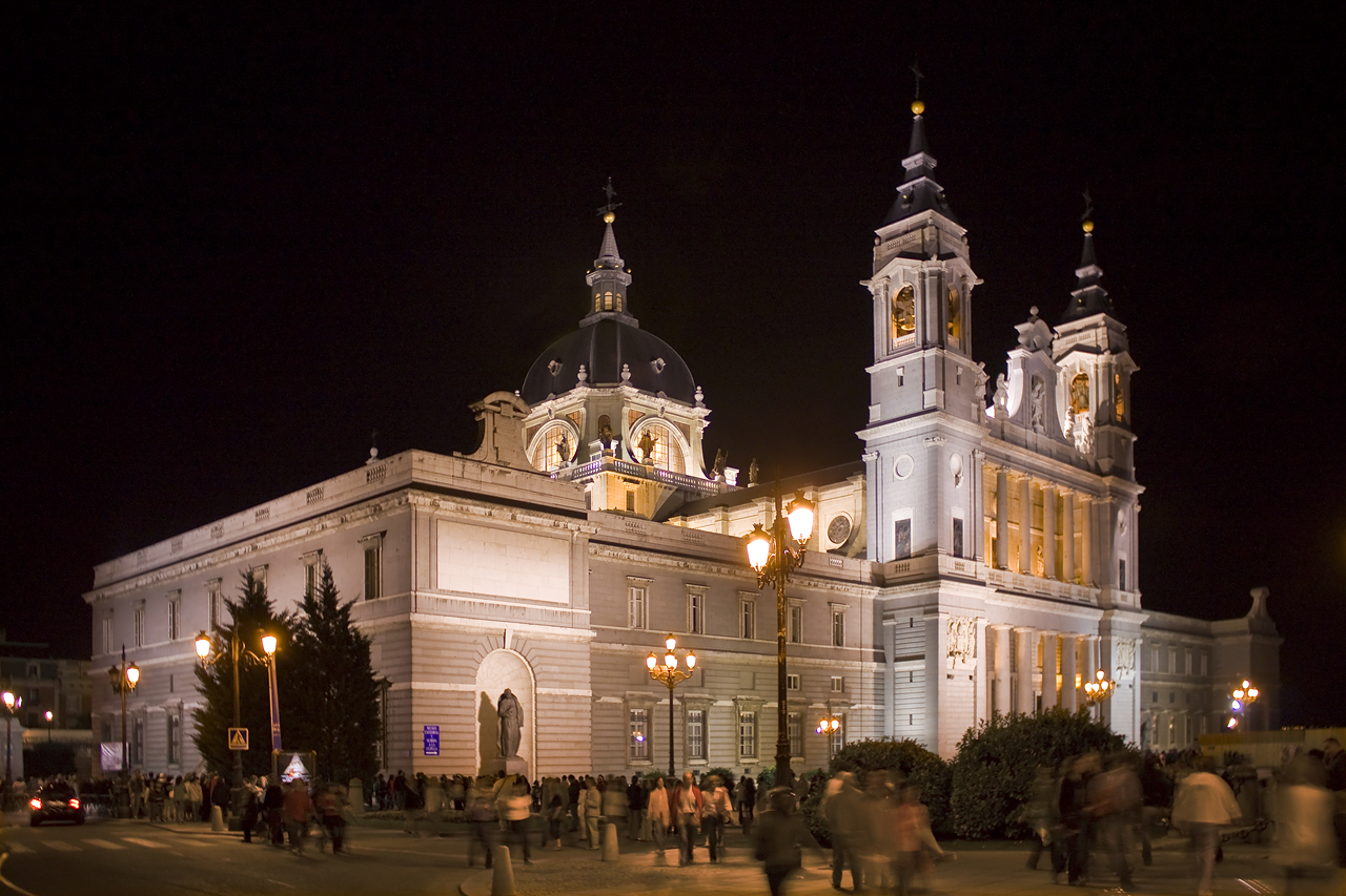 Cathedral of the Almudena - 2008