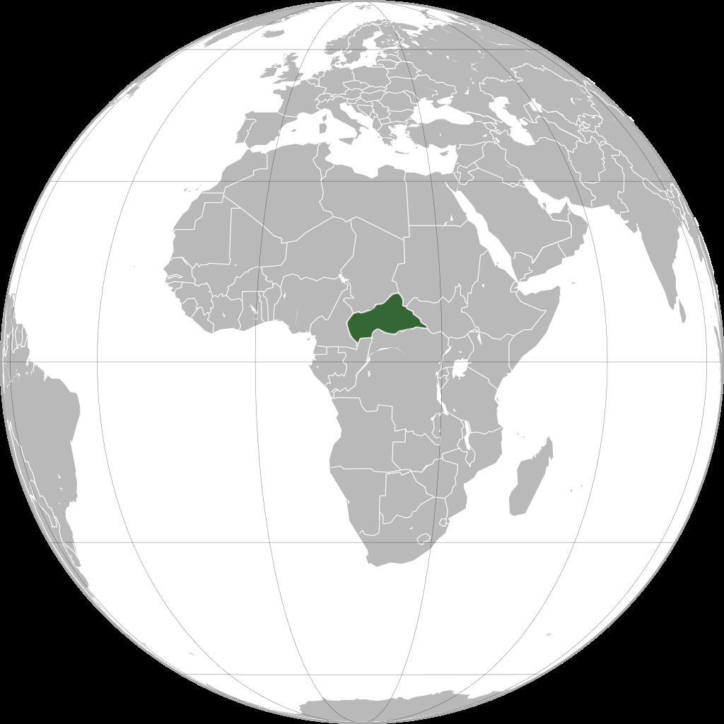 República Centroafricana (Wikicommons)