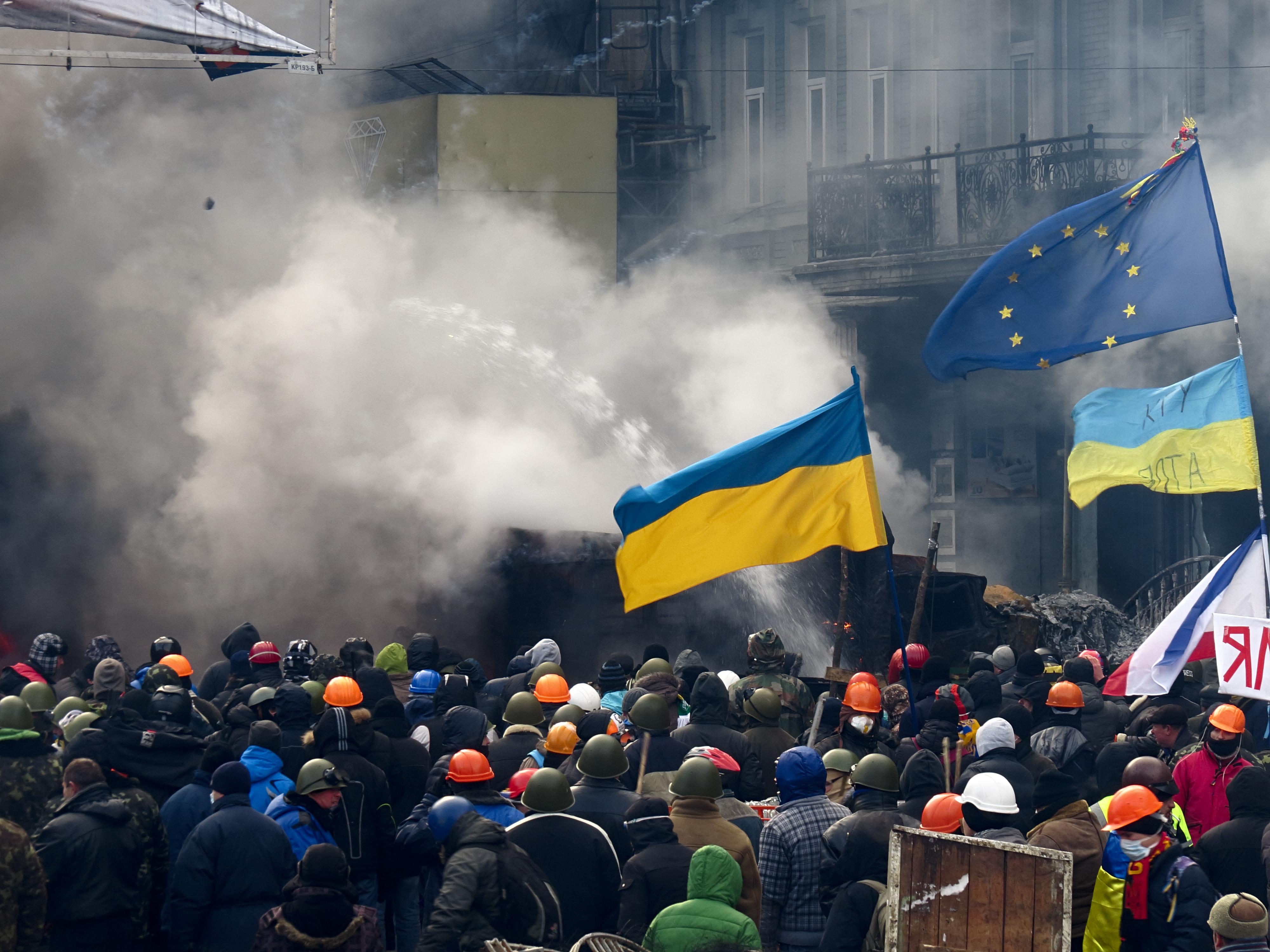 Euromaidan in Kiev