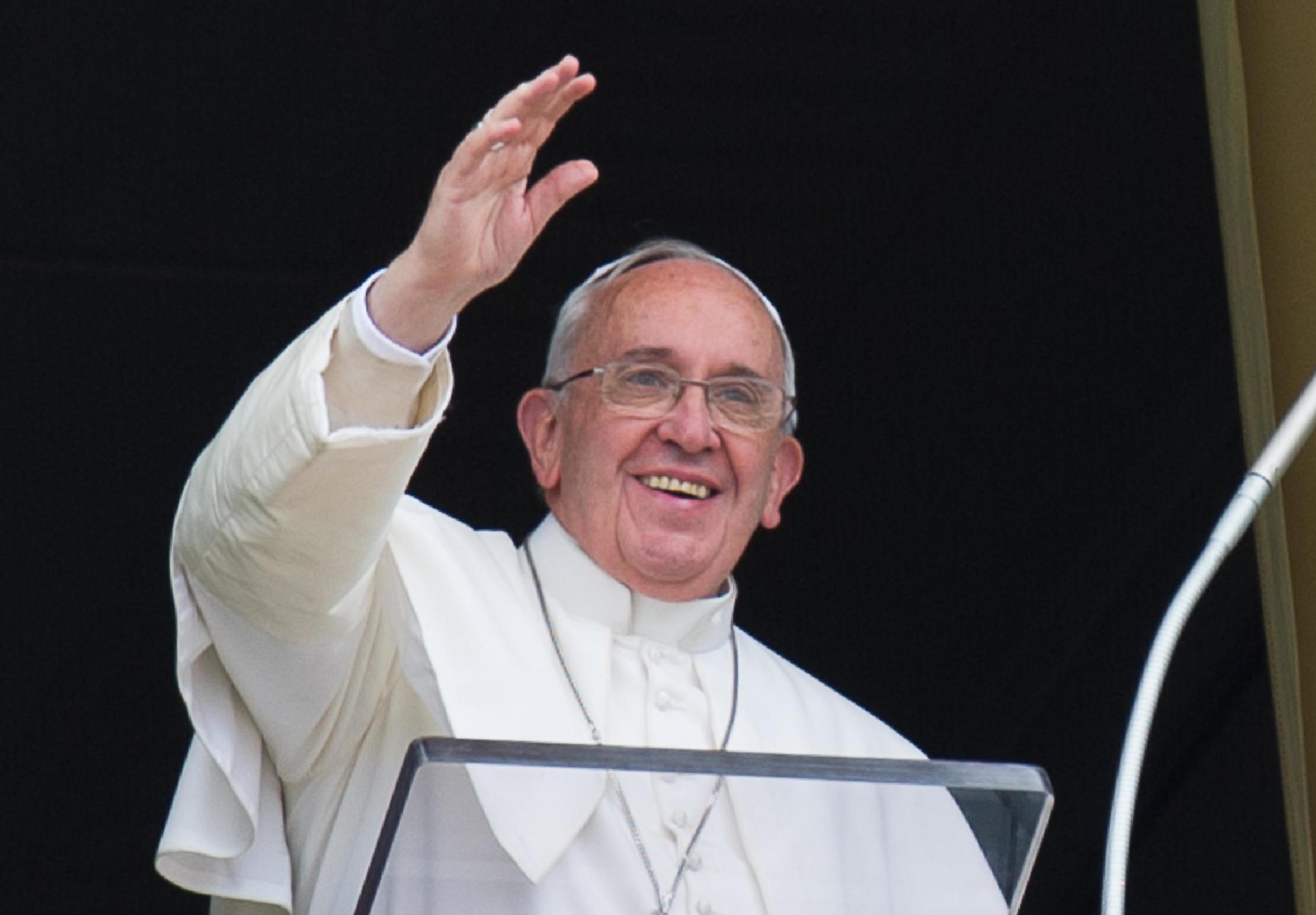 Francis Pope at Regina Coeli 03-05-2015
