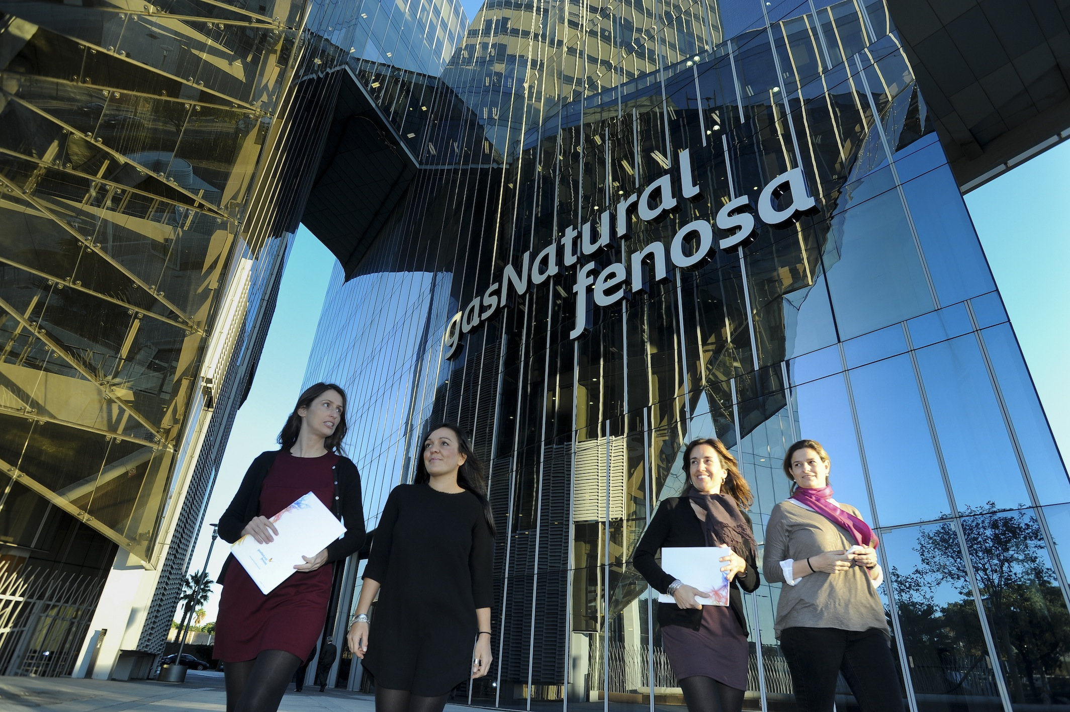 The company Gas Natural Fenosa