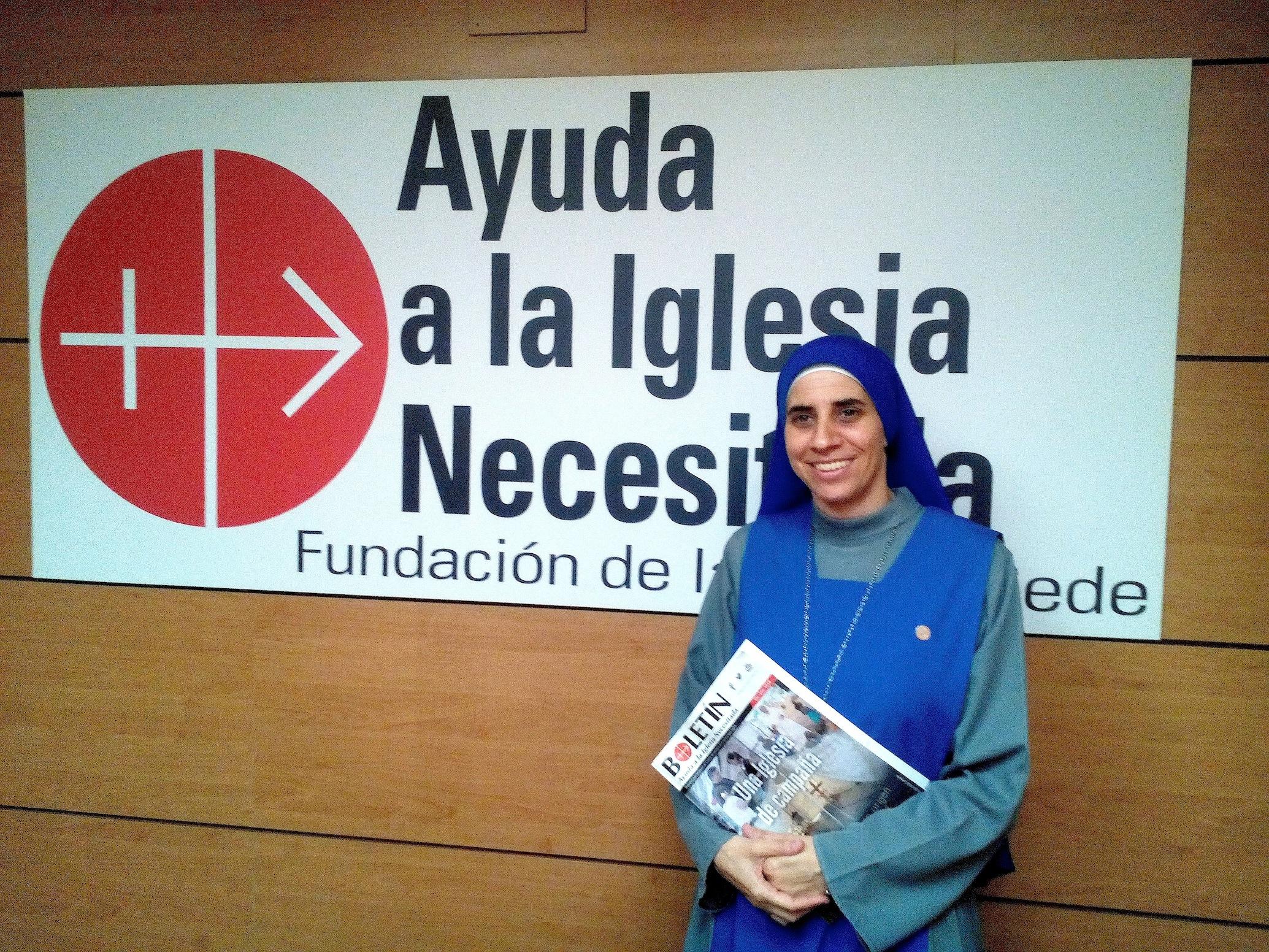 Sister Maria Guadalupe Rodrigo