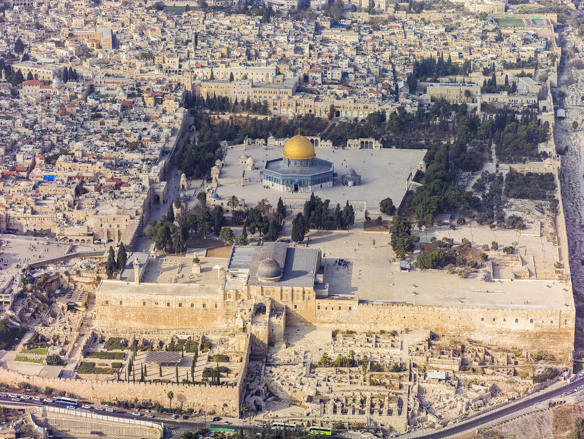 Jerusalén. Wikimedia Commons