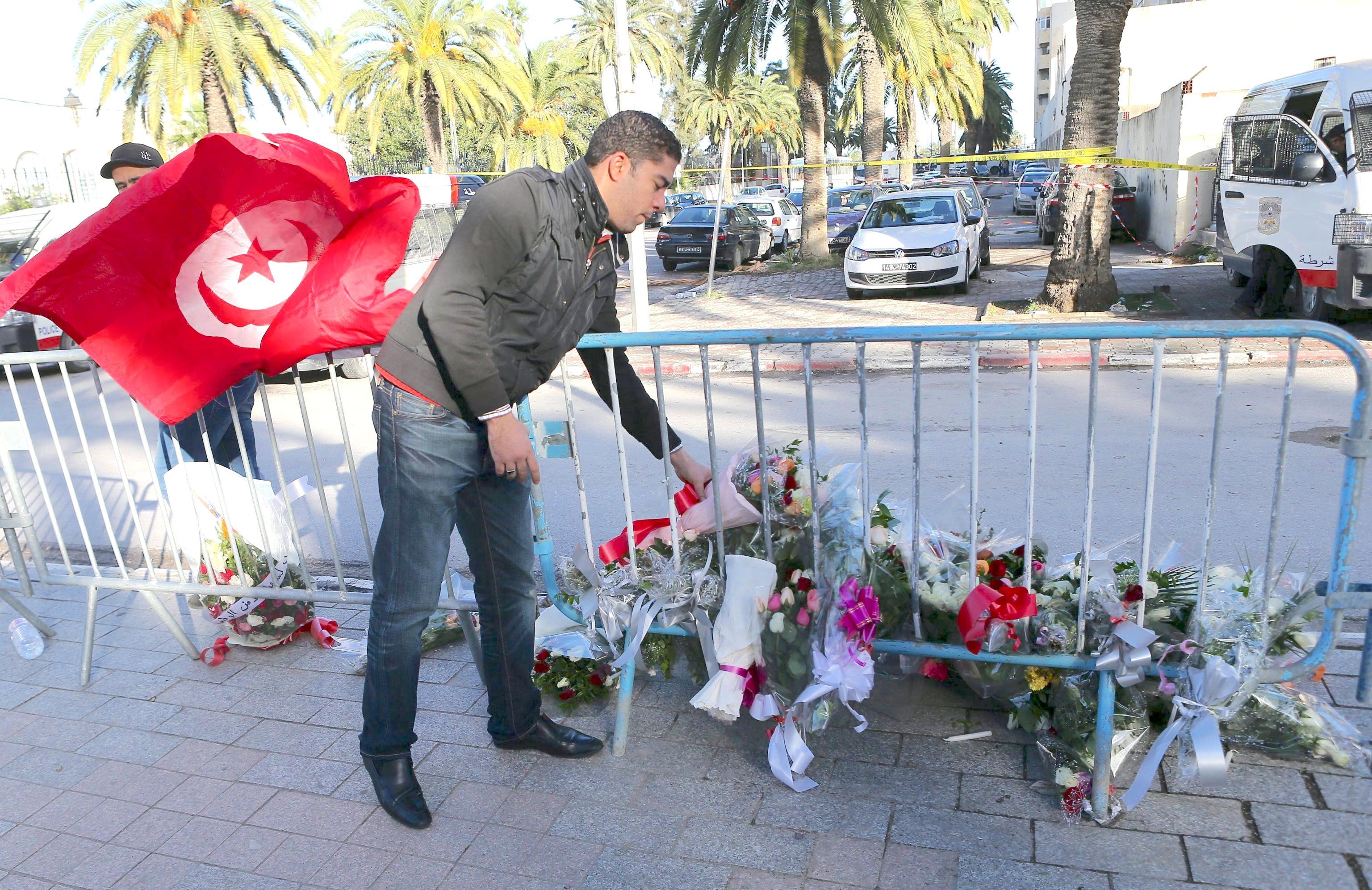 Attack terrorist in Tunisia