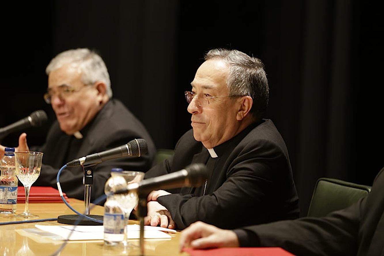 Cardinal Óscar Andrés Rodríguez Maradiaga in Cordoba (Spain)