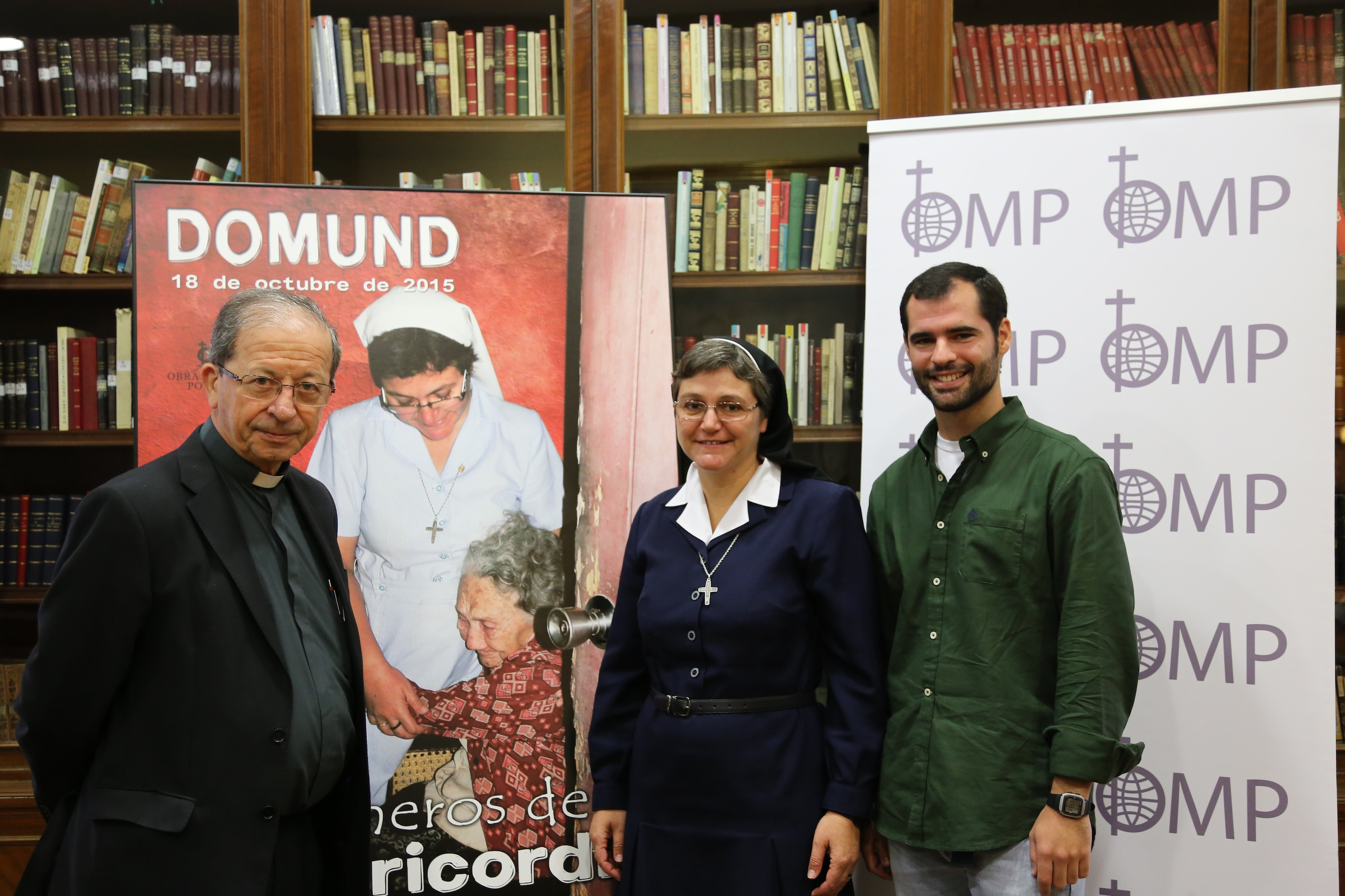 Presentation of the World Day of Missions in Spain