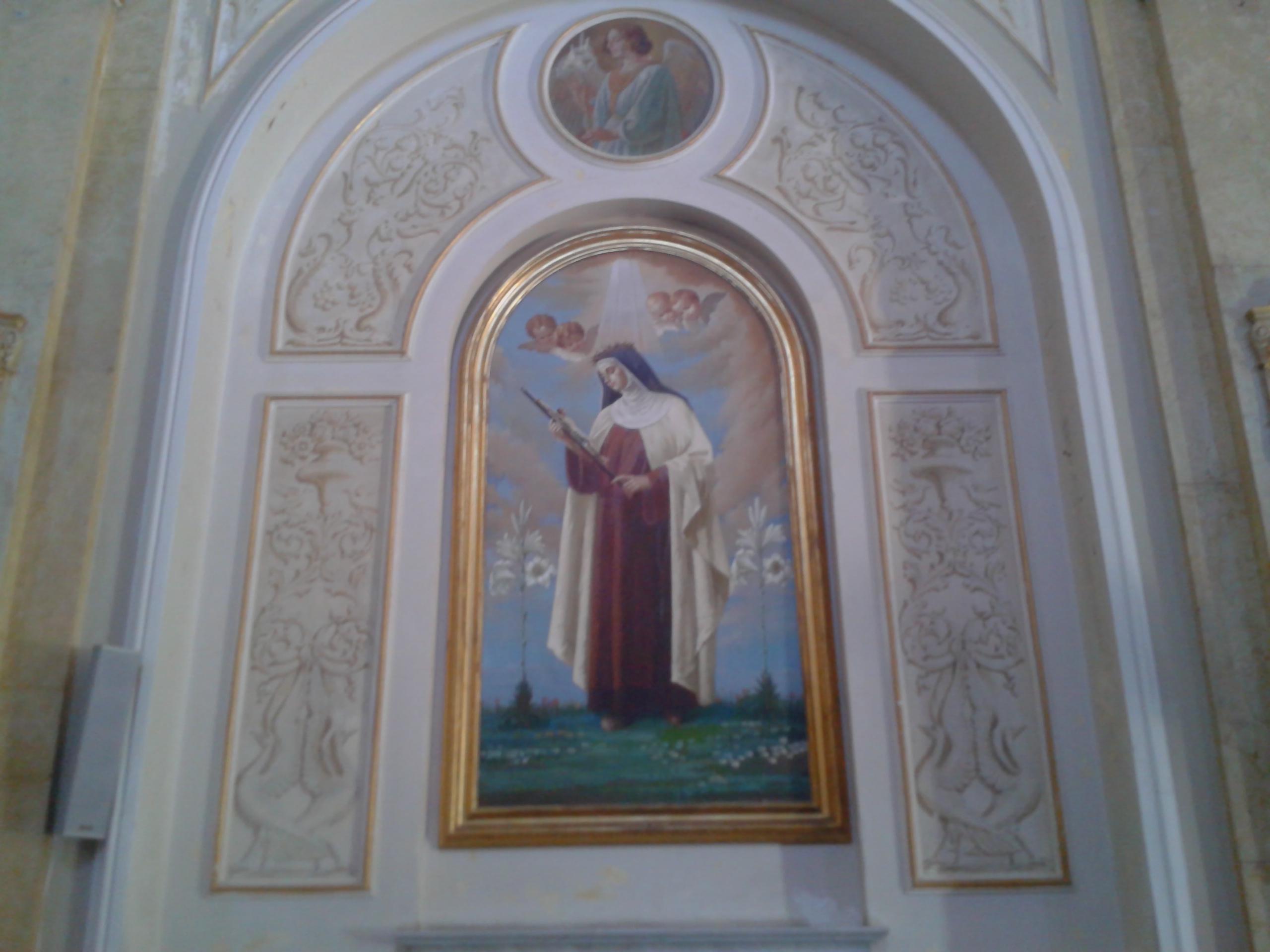 Saint Theresa of Lisieux