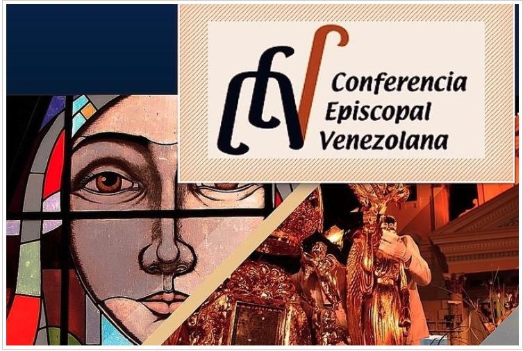 Web de la Conferencia Episcopal de Venezuela
