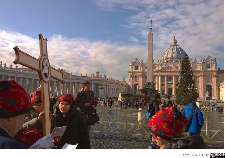 Giubileo della misericordia piazza San Pietro