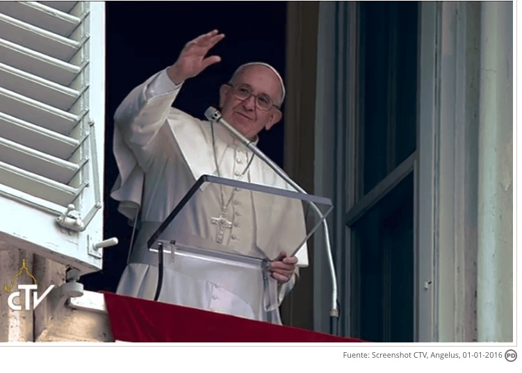 El Papa en el Ángelus