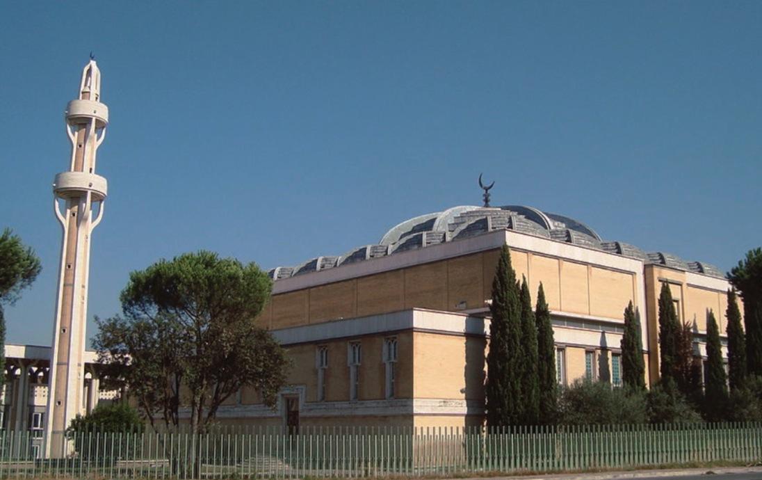 La Gran Mezquita de Roma
