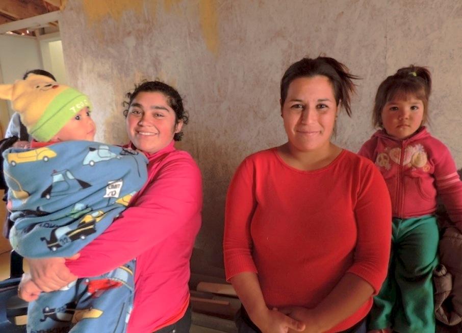 Población en Chile