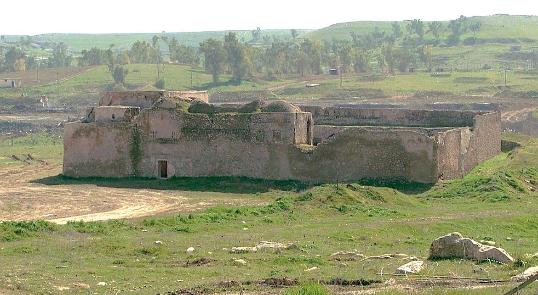 El monasterio de San Elias en Irak