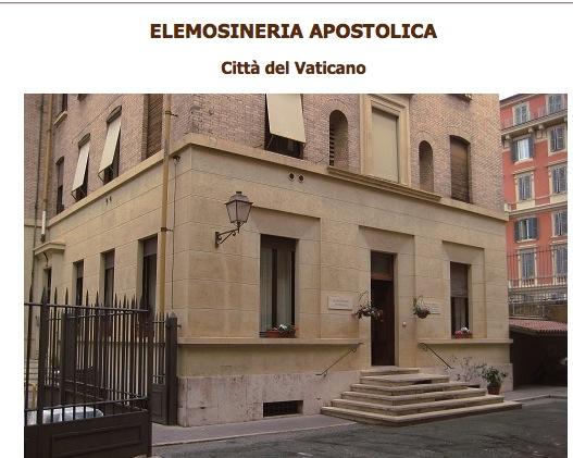 Limosnería apostólica en el Vaticano