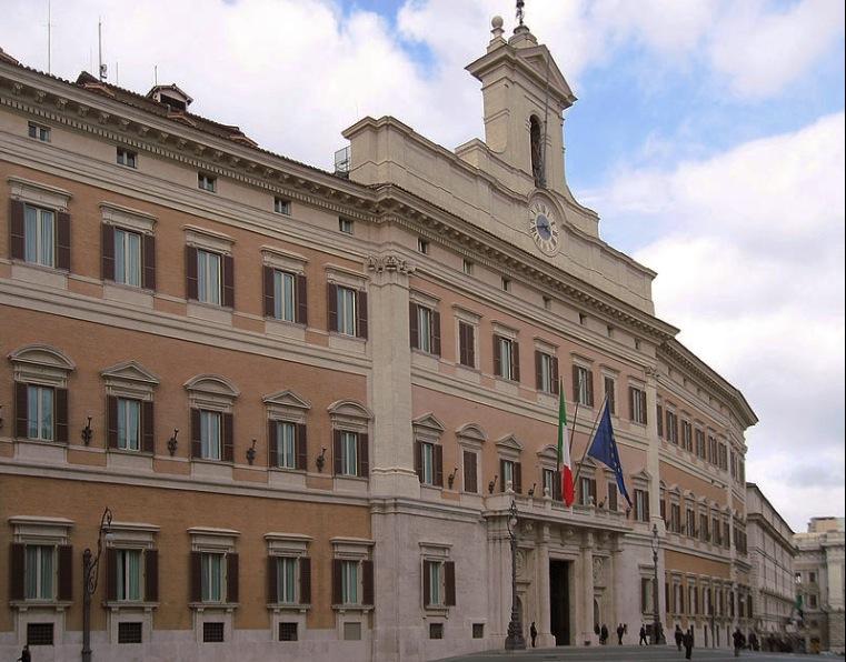 Italia, Cámara de diputados