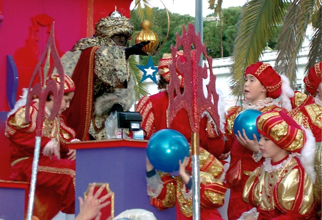 Cabalgata de Reyes Magos en El Puerto de Santa María