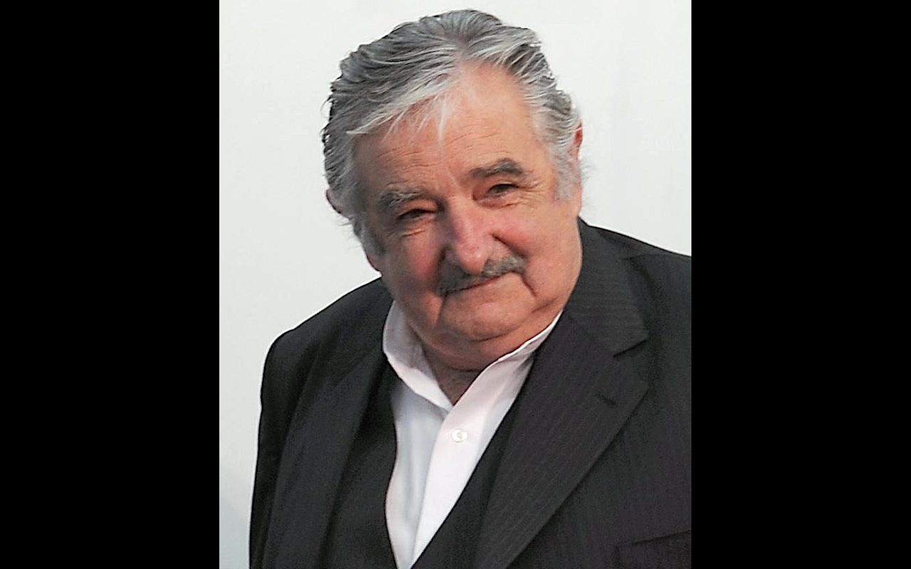 José Mujica ex president of Uruguay
