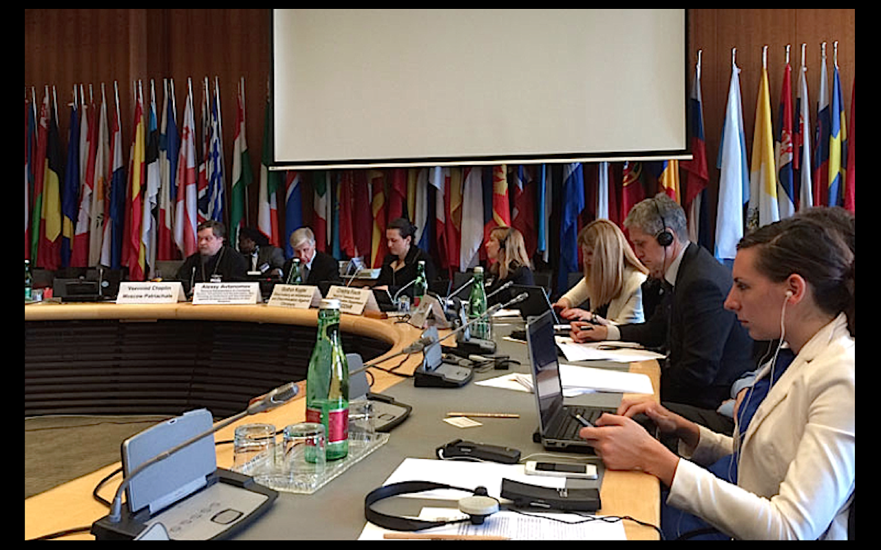 Conferencia en Viena © Oficina de Prensa de OSCE