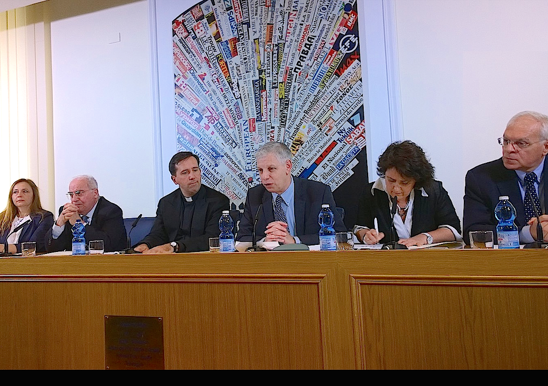 Project between European University of Rome and Hebrew University of Jerusalem presented in Rome