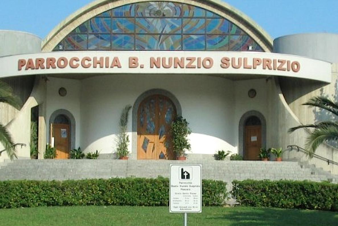 Iglesia dedicada al beato Nunzio Sulprizio