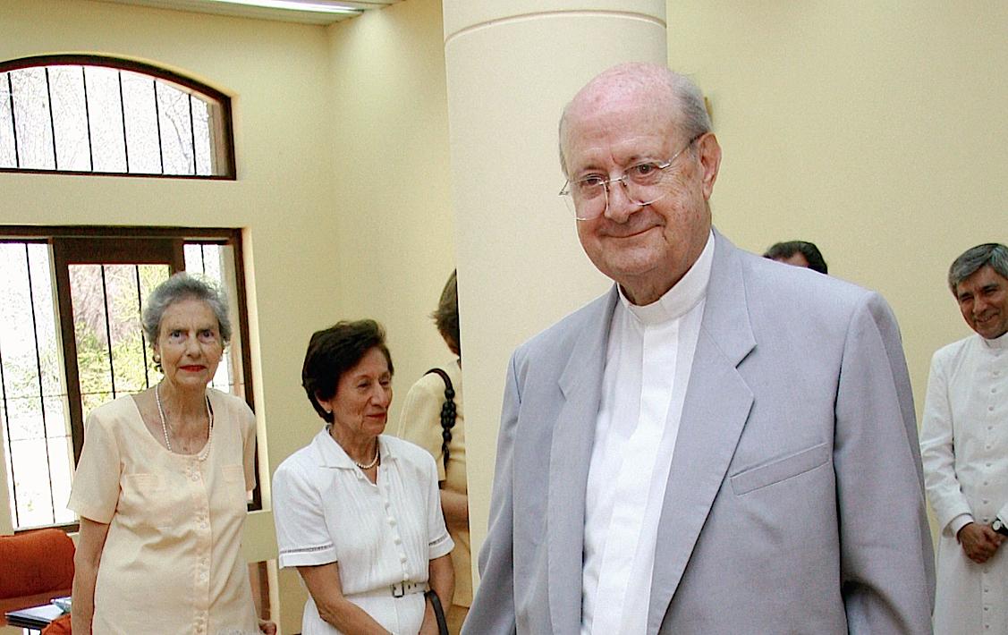 Vicente Pazos González first general vicario of Opus Dei in Peru